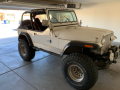 1982 CJ7 Rock crawler