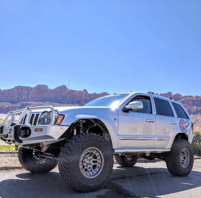 diesel jeep grand cherokee wk with sas. Cars Review. Best American Auto & Cars Review
