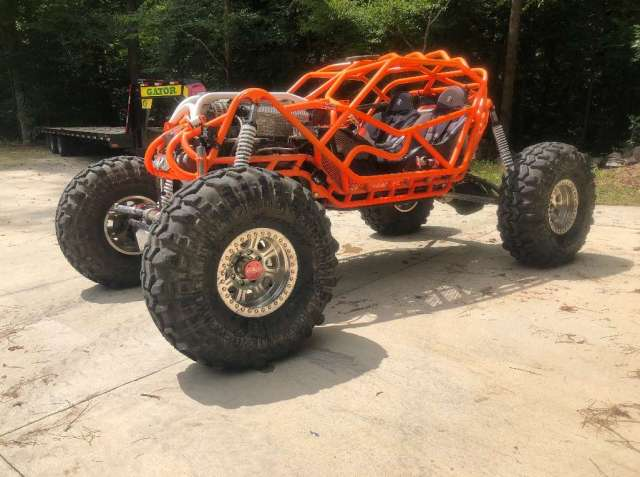 Rock Bouncer For Sale >> 2013 Jimmy Smith Chassis Rock Bouncer